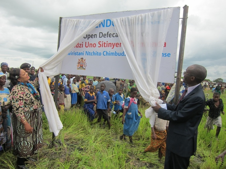 Unveiling the ODF sign