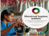 Menstrual Hygiene Matters publication cover
