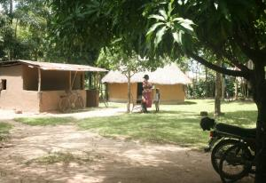 homestead in Nambale, Kenya