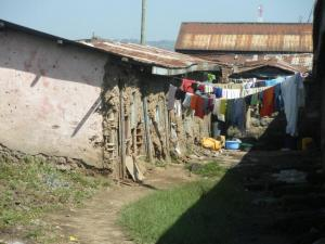 Nakuru low income area