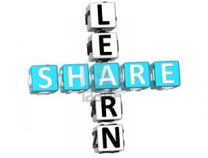 Sharing and Learning