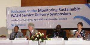 Opening session of the IRC symposium