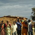 Members of Kabengele Village in Zambia decide it's time to stop open defecation